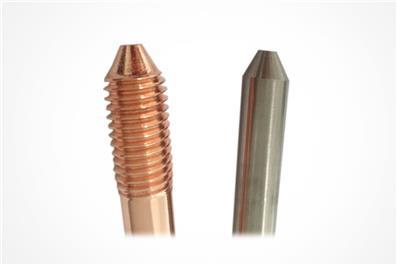 不锈钢接地棒的耐腐蚀性强